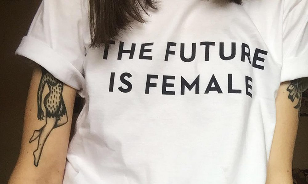 "d3a39048 The Future Is Female"" Is Not A Progressive Slogan 