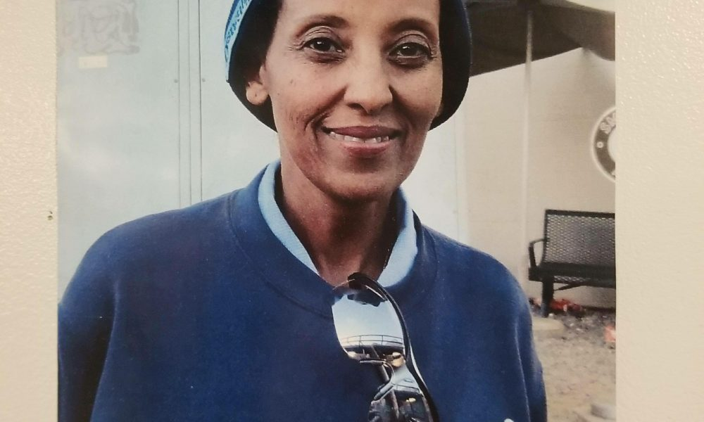 A former Disney employee urges workers to fight for their rights and remember her co-worker Yeweinisht Mesfin who died homeless in her car.