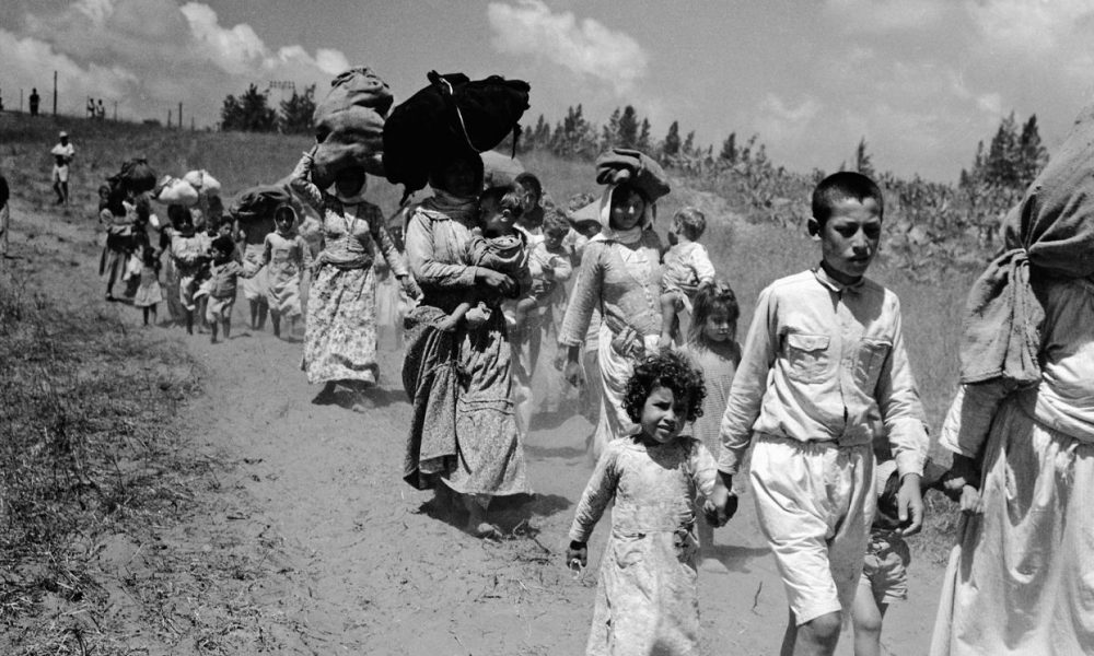 Seven Decades after the Nakba, Palestinians Continue to Experience  Displacement and Dispossession | Left Voice