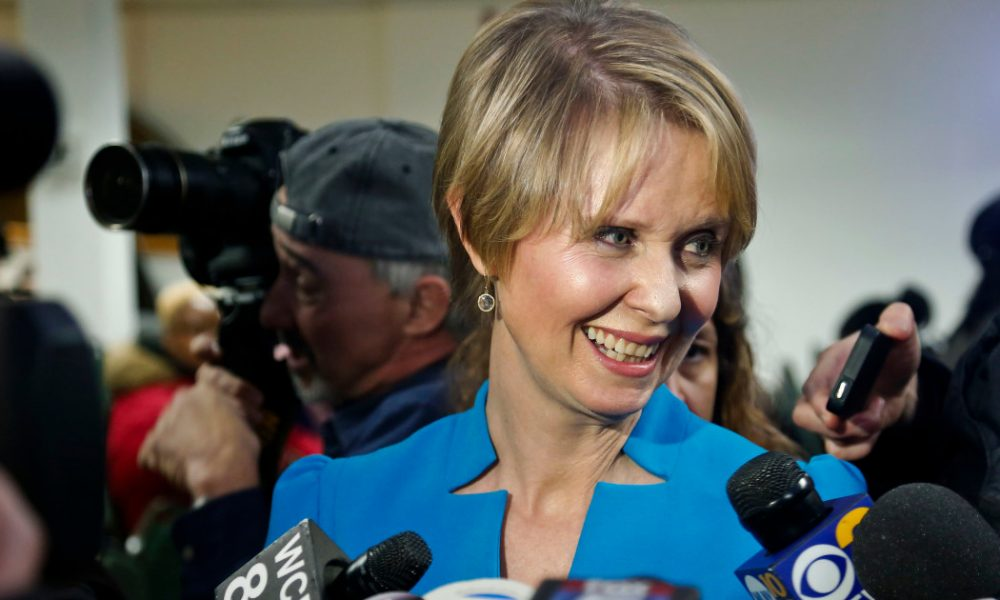 NYC-DSA Endorses Cynthia Nixon for Governor   Left Voice