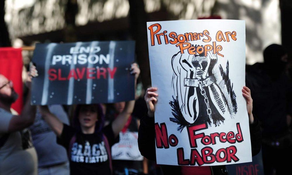 National Prison Strike Calls for the End of Slave Labor