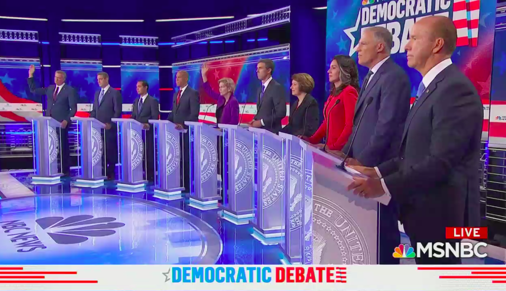 Conclusions After The First Democratic Debates Of 2019