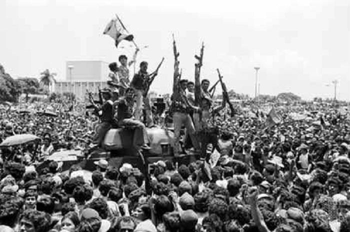 Image result for nicaraguan revolution
