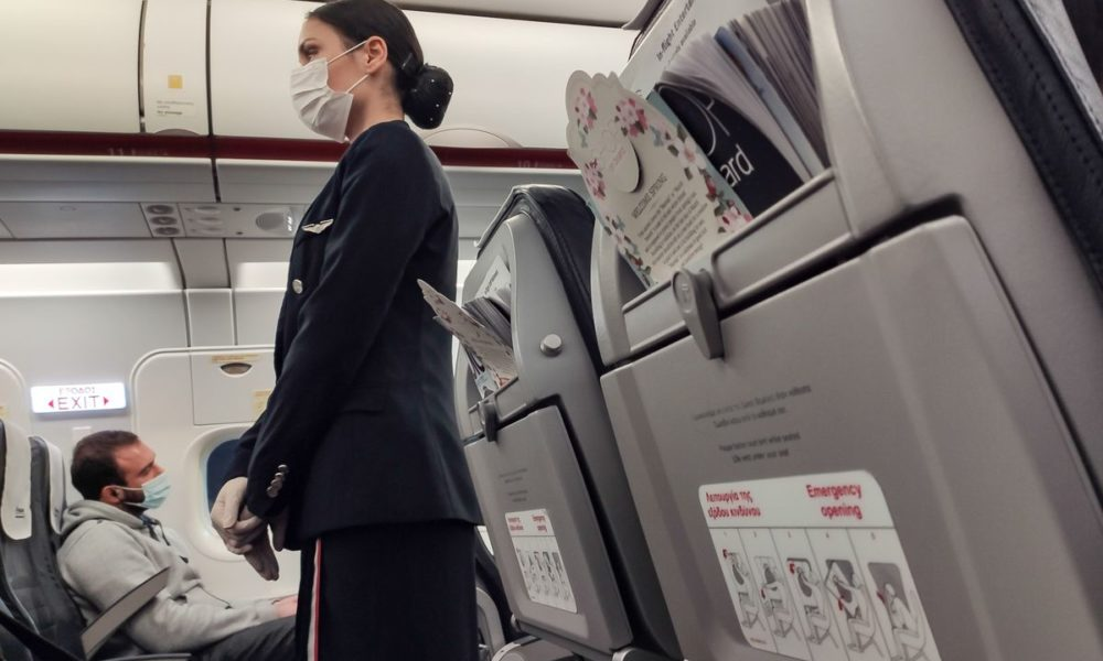 Airlines Demand Flight Attendants Hide Their COVID-19 Status ...