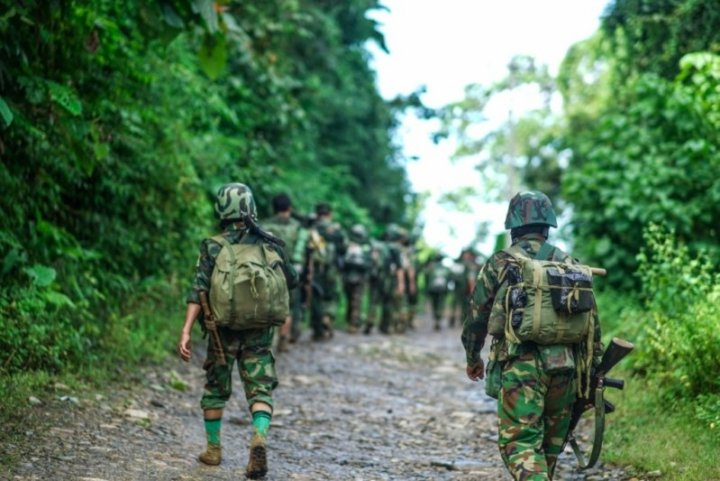 KIA soldiers
